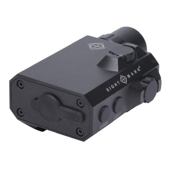 Sightmark LoPro Mini Combo Flashlight and Green Laser Sight