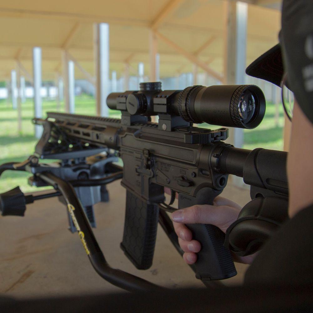 Sightmark Citadel 1-6x24 CR1 Riflescope
