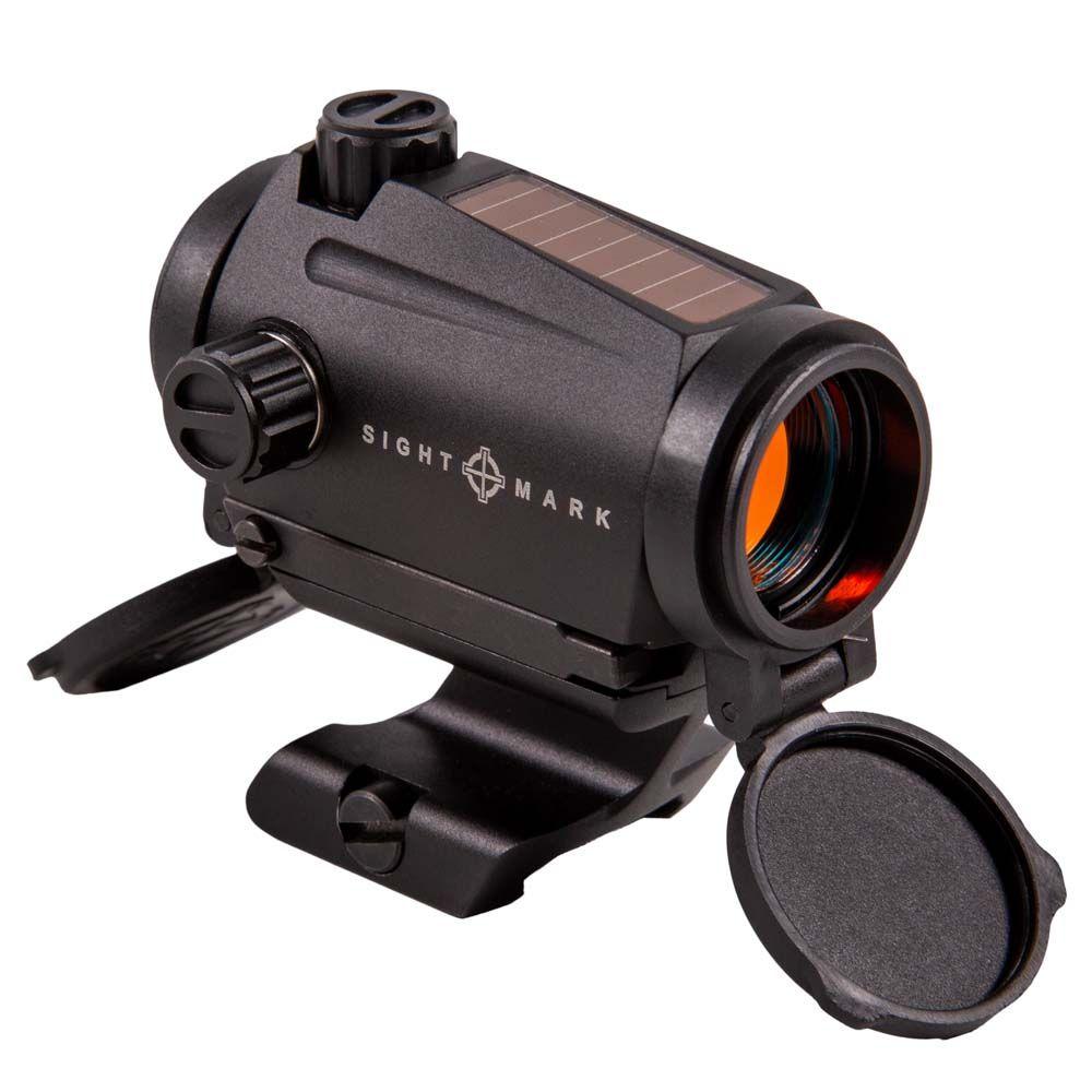 Sightmark Element Mini Solar Red Dot Sight Objektiv Fernrohr SM26041